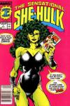 Sensational She-Hulk comic books