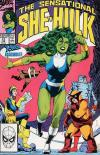 Sensational She-Hulk #12 Comic Books - Covers, Scans, Photos  in Sensational She-Hulk Comic Books - Covers, Scans, Gallery