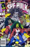 Sensational She-Hulk #15 Comic Books - Covers, Scans, Photos  in Sensational She-Hulk Comic Books - Covers, Scans, Gallery