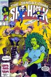 Sensational She-Hulk #17 Comic Books - Covers, Scans, Photos  in Sensational She-Hulk Comic Books - Covers, Scans, Gallery