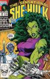 Sensational She-Hulk #18 Comic Books - Covers, Scans, Photos  in Sensational She-Hulk Comic Books - Covers, Scans, Gallery