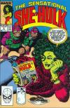 Sensational She-Hulk #2 Comic Books - Covers, Scans, Photos  in Sensational She-Hulk Comic Books - Covers, Scans, Gallery