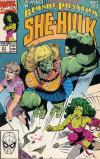 Sensational She-Hulk #21 Comic Books - Covers, Scans, Photos  in Sensational She-Hulk Comic Books - Covers, Scans, Gallery