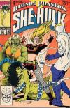 Sensational She-Hulk #23 Comic Books - Covers, Scans, Photos  in Sensational She-Hulk Comic Books - Covers, Scans, Gallery