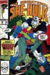 Sensational She-Hulk #24 Comic Books - Covers, Scans, Photos  in Sensational She-Hulk Comic Books - Covers, Scans, Gallery