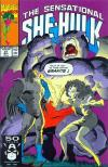 Sensational She-Hulk #27 comic books - cover scans photos Sensational She-Hulk #27 comic books - covers, picture gallery