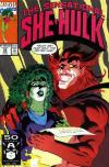 Sensational She-Hulk #28 comic books - cover scans photos Sensational She-Hulk #28 comic books - covers, picture gallery
