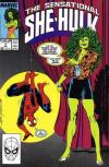 Sensational She-Hulk #3 comic books - cover scans photos Sensational She-Hulk #3 comic books - covers, picture gallery