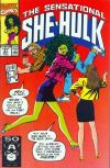 Sensational She-Hulk #31 comic books - cover scans photos Sensational She-Hulk #31 comic books - covers, picture gallery