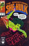 Sensational She-Hulk #32 comic books - cover scans photos Sensational She-Hulk #32 comic books - covers, picture gallery