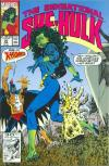 Sensational She-Hulk #35 comic books - cover scans photos Sensational She-Hulk #35 comic books - covers, picture gallery