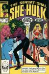 Sensational She-Hulk #4 comic books for sale