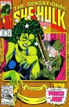 Sensational She-Hulk #47 comic books - cover scans photos Sensational She-Hulk #47 comic books - covers, picture gallery