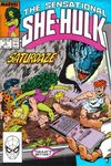 Sensational She-Hulk #5 Comic Books - Covers, Scans, Photos  in Sensational She-Hulk Comic Books - Covers, Scans, Gallery