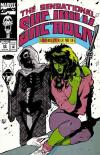 Sensational She-Hulk #52 comic books - cover scans photos Sensational She-Hulk #52 comic books - covers, picture gallery