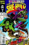 Sensational She-Hulk #53 comic books - cover scans photos Sensational She-Hulk #53 comic books - covers, picture gallery