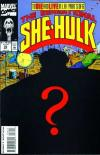 Sensational She-Hulk #56 comic books - cover scans photos Sensational She-Hulk #56 comic books - covers, picture gallery