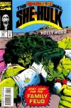 Sensational She-Hulk #57 comic books - cover scans photos Sensational She-Hulk #57 comic books - covers, picture gallery