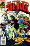 Sensational She-Hulk #59 comic books - cover scans photos Sensational She-Hulk #59 comic books - covers, picture gallery