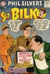 Sergeant Bilko #10 comic books - cover scans photos Sergeant Bilko #10 comic books - covers, picture gallery