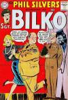 Sergeant Bilko #18 comic books for sale