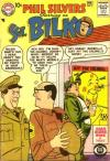 Sergeant Bilko #5 comic books - cover scans photos Sergeant Bilko #5 comic books - covers, picture gallery