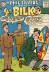Sergeant Bilko #4 comic books - cover scans photos Sergeant Bilko #4 comic books - covers, picture gallery