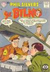Sergeant Bilko #6 Comic Books - Covers, Scans, Photos  in Sergeant Bilko Comic Books - Covers, Scans, Gallery