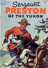 Sergeant Preston of the Yukon #10 Comic Books - Covers, Scans, Photos  in Sergeant Preston of the Yukon Comic Books - Covers, Scans, Gallery