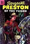Sergeant Preston of the Yukon #11 Comic Books - Covers, Scans, Photos  in Sergeant Preston of the Yukon Comic Books - Covers, Scans, Gallery