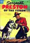 Sergeant Preston of the Yukon #13 Comic Books - Covers, Scans, Photos  in Sergeant Preston of the Yukon Comic Books - Covers, Scans, Gallery