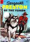 Sergeant Preston of the Yukon #14 Comic Books - Covers, Scans, Photos  in Sergeant Preston of the Yukon Comic Books - Covers, Scans, Gallery