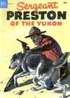 Sergeant Preston of the Yukon #9 Comic Books - Covers, Scans, Photos  in Sergeant Preston of the Yukon Comic Books - Covers, Scans, Gallery