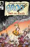 Sergio Aragones' Groo: Hell on Earth comic books