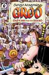 Sergio Aragones' Groo: Mightier than the Sword comic books