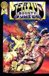 Serius Bounty Hunter comic books