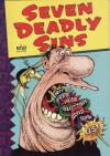 Seven Deadly Sins Comic Books. Seven Deadly Sins Comics.