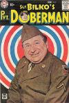 Sgt. Bilko's Pvt. Doberman #9 Comic Books - Covers, Scans, Photos  in Sgt. Bilko's Pvt. Doberman Comic Books - Covers, Scans, Gallery
