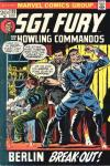 Sgt. Fury #103 Comic Books - Covers, Scans, Photos  in Sgt. Fury Comic Books - Covers, Scans, Gallery