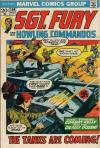 Sgt. Fury #104 comic books for sale