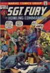 Sgt. Fury #110 comic books for sale