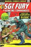 Sgt. Fury #111 Comic Books - Covers, Scans, Photos  in Sgt. Fury Comic Books - Covers, Scans, Gallery