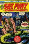Sgt. Fury #112 comic books - cover scans photos Sgt. Fury #112 comic books - covers, picture gallery