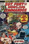 Sgt. Fury #115 comic books - cover scans photos Sgt. Fury #115 comic books - covers, picture gallery