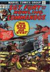 Sgt. Fury #121 comic books - cover scans photos Sgt. Fury #121 comic books - covers, picture gallery