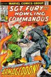 Sgt. Fury #131 comic books - cover scans photos Sgt. Fury #131 comic books - covers, picture gallery