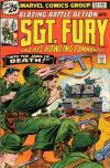 Sgt. Fury #133 comic books - cover scans photos Sgt. Fury #133 comic books - covers, picture gallery