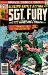 Sgt. Fury #135 Comic Books - Covers, Scans, Photos  in Sgt. Fury Comic Books - Covers, Scans, Gallery