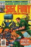 Sgt. Fury #136 comic books - cover scans photos Sgt. Fury #136 comic books - covers, picture gallery