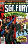 Sgt. Fury #137 comic books - cover scans photos Sgt. Fury #137 comic books - covers, picture gallery
